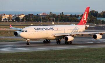 «Έφοδος» στα γκισέ της Turkish Airlines στο αεροδρόμιο «Μακεδονία» από ομάδα αντιεξουσιαστών