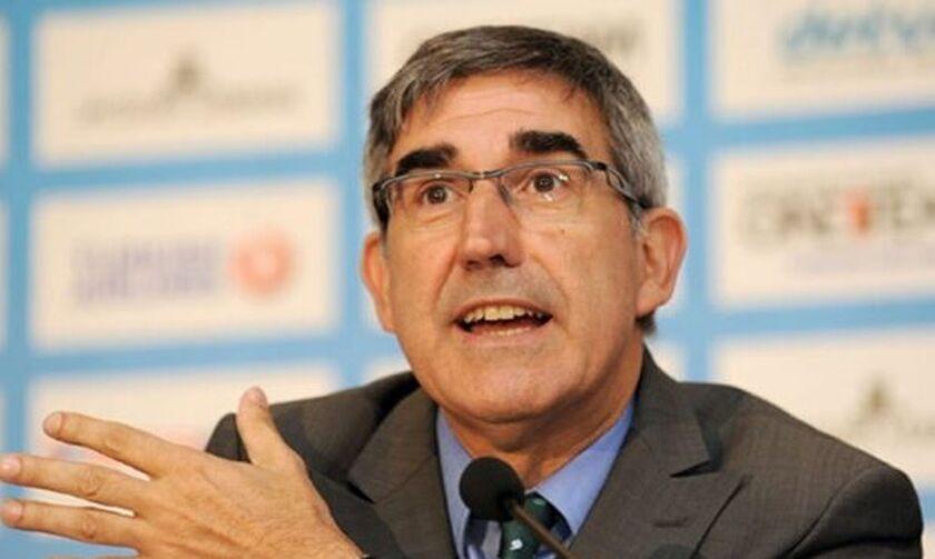 Μπερτομέου: «Κάτι πάει λάθος στο ελληνικό πρωτάθλημα»