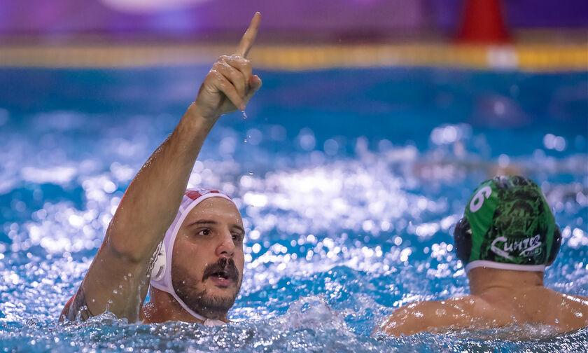 Δύο στα δύο ο Ολυμπιακός, 10-8 τη Σίντεζ Καζάν