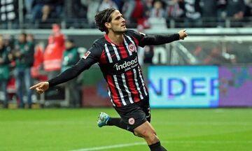 Bundesliga: Ο Πασιένσια οδήγησε σε θρίαμβο την Άιντραχτ