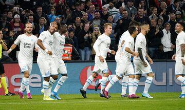Ligue 1: Επέστρεψε στις νίκες η Μαρσέιγ, 2-0 τη Στρασμπούρ (αποτελέσματα, βαθμολογία)