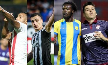 Super League 1: Με ΟΦΗ ο Ολυμπιακός, στο Αγρίνιο η ΑΕΛ