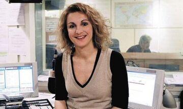 Η Μαργαρίτα Μυτιληναίου στο τιμόνι του «Αθήνα 9.84»
