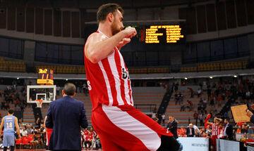 Ο Μιλουτίνοφ το κάρφωμα της 3ης αγωνιστικής της Euroleague (vid)
