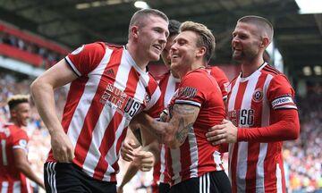Premier League: Η Σέφιλντ Γιουνάιτεντ «σόκαρε» την Άρσεναλ (highlights)