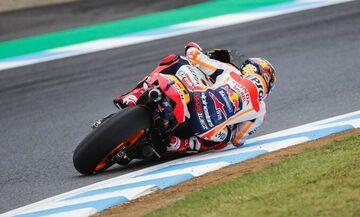 Grand Prix Ιαπωνίας: Πήρε και αυτή την pole position ο Μάρκεθ