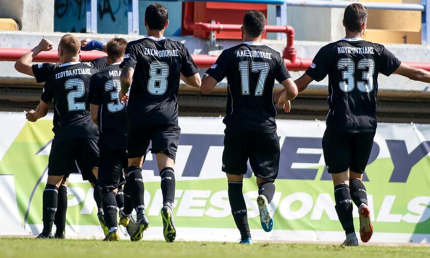 Καλαμάτα - Ιωνικός 1-0: Ο Στεργίδης έκρινε το ματς (highlights)