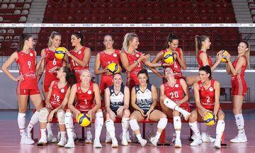 Volley League γυναικών: Πόσο απειλητικοί είναι ΠΑΟΚ, ΠΑΟ για τον Ολυμπιακό