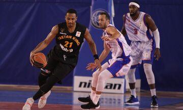 To πανόραμα στην Basket League: Πήραν «διπλά» Ιωνικός και Ηρακλής