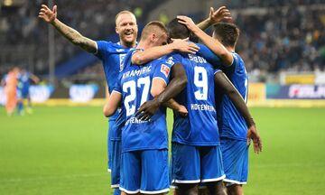 Bundesliga: Η Χόφενχαϊμ «σταμάτησε» 2-0 τη Σάλκε (βαθμολογία, highlights)