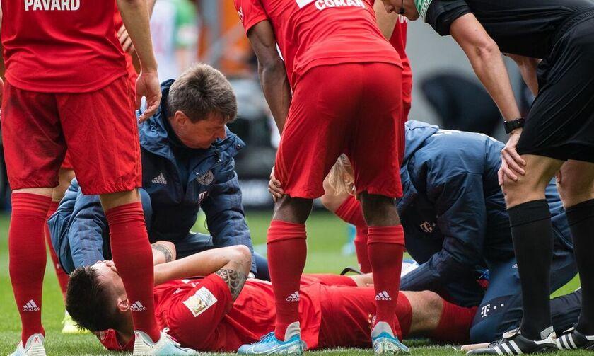 Νοκ-άουτ με Ολυμπιακό ο Σούλε. Κόβατς: Σοβαρός ο τραυματισμός (pic)