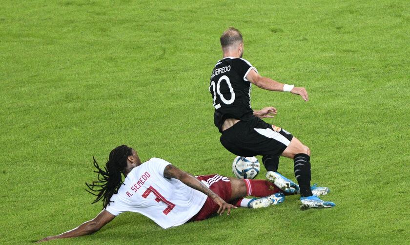 Ολυμπιακός - ΟΦΗ 2-1: Η φάση με Σεμέδο και Φιγκεϊρέδο που ο VAR έσβησε την υποψία πέναλτι (vid)