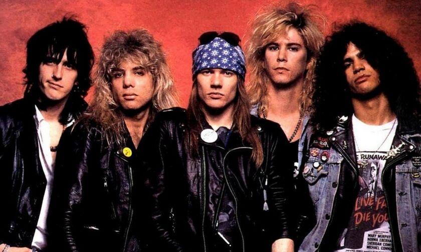 Guns N' Roses: Εντυπωσιακό ρεκόρ για το «Sweet Child O' Mine»