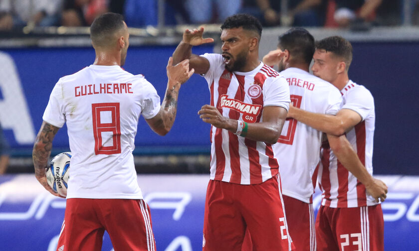 Τα highlights του Ολυμπιακός-ΟΦΗ 2-1 (vid)