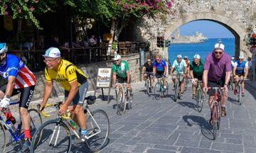 Τα κλασικά ατσάλινα ποδήλατα απέκτησαν ξανά ψυχή, στην 2η HISTORICA!