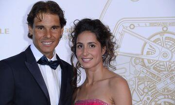 Ο Ραφαέλ Ναδάλ παντρεύτηκε τη σύντροφό του Μέρι Περέγιο στη Μαγιόρκα