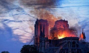 Παναγία των Παρισίων: Η καταστροφική πυρκαγιά γίνεται μίνι σειρά