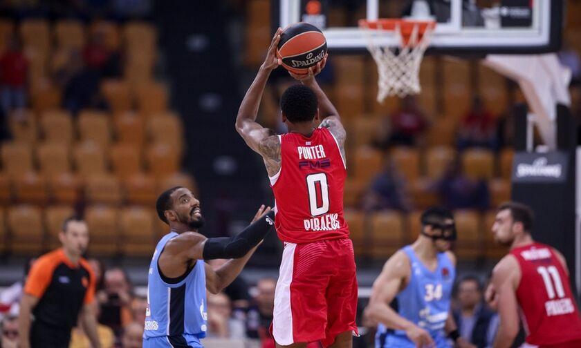 Oλυμπιακός: Οι «πληγές» του στην EuroLeague