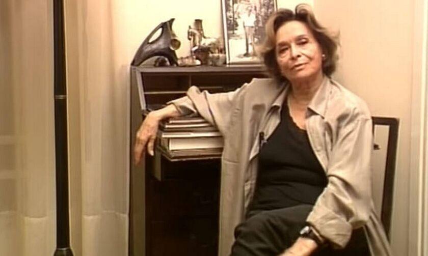 Απεβίωσε σε ηλικία 105 ετών η ηθοποιός Τιτίκα Νικηφοράκη