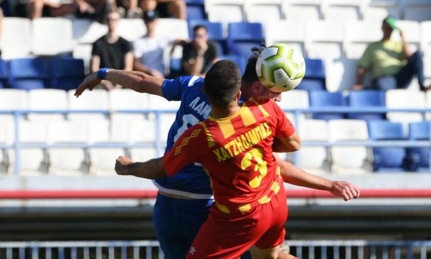 Football League: «Ανάσα» για Ιάλυσο, «διπλό» των Τρικάλων (πρόγραμμα, αποτελέσματα, vid)