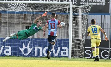 Πανιώνιος - Αστέρας Τρίπολης 0-1: Φερνάντεζ Μάρκ-αρε τη νίκη (vid)