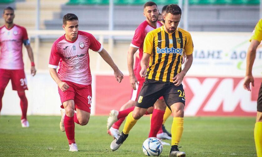 Ξάνθη - Άρης 0-1: Πρώτη Ένινγκ με νίκη (highlights)