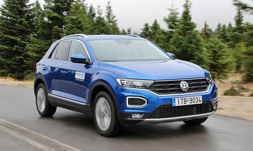 Τα καινοτόμα συστήματα ασφαλείας του VW T-Roc