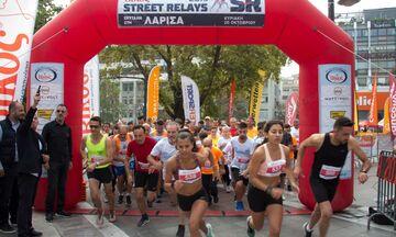 Λάρισα: 2.000 δρομείς στα Βίκος Street Relays