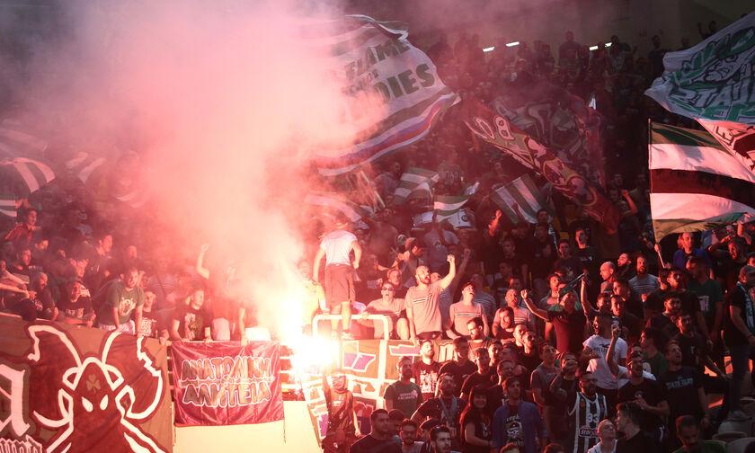 Euroleague: Τιμωρήθηκε ο Παναθηναϊκός για τους οπαδούς του