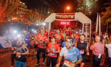 Οι δρομείς έκαναν τη Νύχτα-Μέρα στο 4ο Kallithea Night Run!