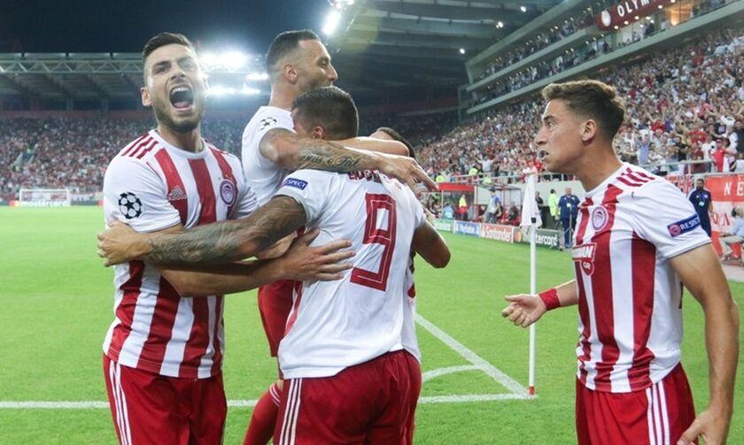 Champions League: Το πανόραμα στον όμιλο του Ολυμπιακού