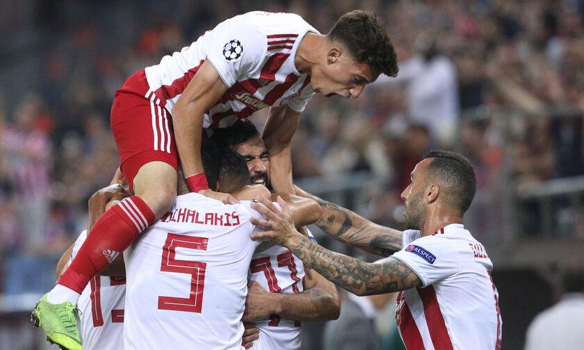 Ολυμπιακός - Μπάγερν 2-3: Όλα τα γκολ της αναμέτρησης (vid)