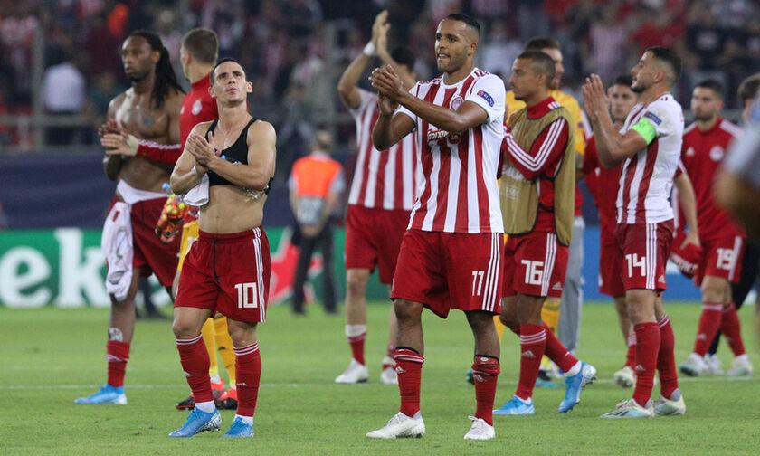 Ολυμπιακός - Μπάγερν 2-3: Τούρμπο Τσιμίκας, Γκιγιέρμε και Ποντένσε!