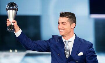 Όταν ο Ρονάλντο κατακτούσε για δεύτερη συνεχόμενη χρονιά τον τίτλο του κορυφαίου ποδοσφαιριστή