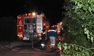 Πυρκαγιά στο Πόρτο Ράφτη