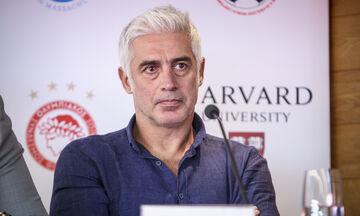 Επίσημο: Προπονητής της Κ19 και υπεύθυνος Ακαδημιών του Ολυμπιακού ο Νικοπολίδης