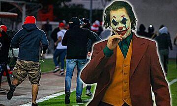 Άλλο η βία στον «Joker», άλλο η βία στον Ρέντη