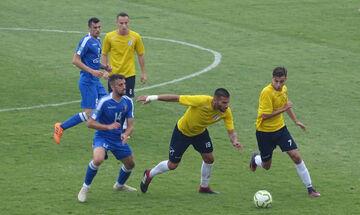 Κύπελλο Ελλάδας: Αιολικός - Απόλλων Σμύρνης 1-0: Τον «σκότωσε» ο Μπουρούς
