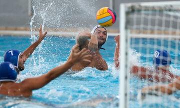 Πόλο Α1 Ανδρών: «Σίφουνας» ο Ολυμπιακός, ο Απόλλων λύγισε τον Παναθηναϊκό