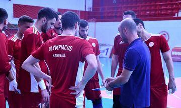 Ολυμπιακός: Φιλικό ξεμούδιασμα με τον Διομήδη