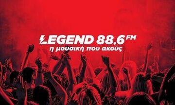 Ο ειδησεογραφικός σταθμός «news 247» στους 88,6 έγινε μουσικός «LEGEND 88,6»