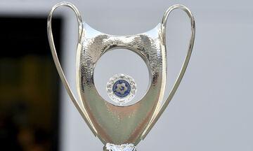 Κύπελλο Ελλάδος: Το τηλεοπτικό πρόγραμμα της 5ης φάσης