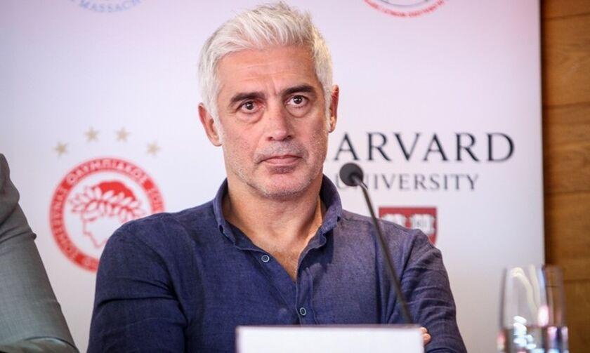 Νικοπολίδης: «Με αίσθημα ευθύνης στον Ολυμπιακό»