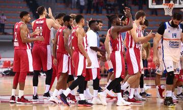 Το καλωσόρισμα της Μπασκόνια στον Ολυμπιακό (vid)