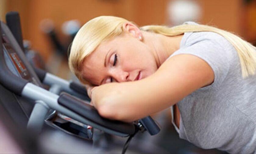 Άσκηση και ύπνος