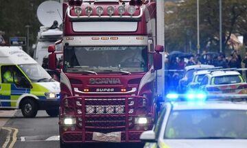 Νέα σύλληψη για το φορτηγό στο Έσεξ με τους 39 νεκρούς