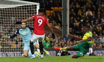 Premier League: Διπλό για τη Γιουνάιτεντ, «κόλλησε» η Άρσεναλ (αποτελέσματα, βαθμολογία, highlights)