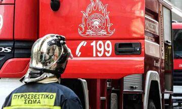 Πυρκαγιά σε υπόγειο κλαμπ στην οδό Πανεπιστημίου