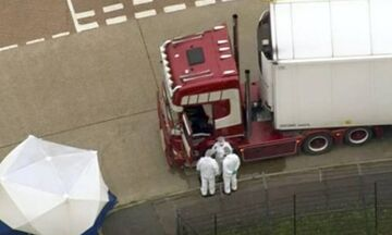 Συγκλονιστικό μήνυμα από την τραγωδία στο Essex: «Μάνα δεν μπορώ να αναπνεύσω...» (vid)