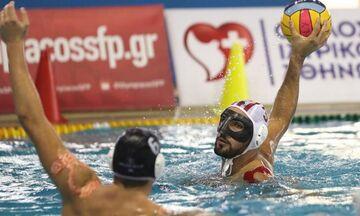 Ολυμπιακός - ΠΑΟΚ 20-5: Άνετη νίκη και περιμένει την Γιαντράν